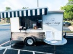 Coffee+Crisp, a coffee truck, opened in the South Fork Fun, Food and Brew food truck park Oct. 19. (Courtesy Coffee + Crisp)