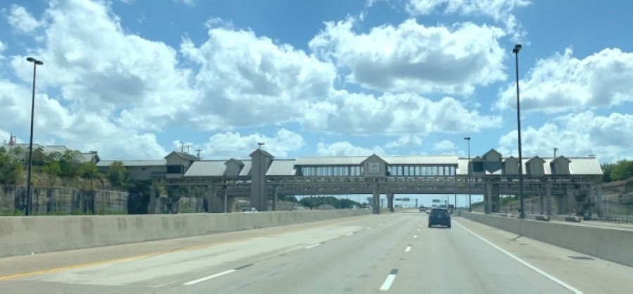 The Central Texas Mobility Authority's board of directors paused a scheduled 5-cent increase per segment on the MoPac Express toll lanes. (Community Impact staff)