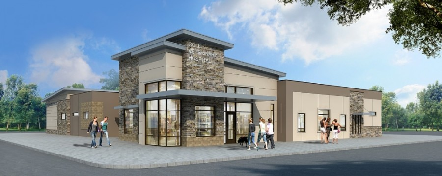 Cole Veterinary Hospital's second location launched Nov. 2 in Spring. (Courtesy Cole Veterinary Hospital)