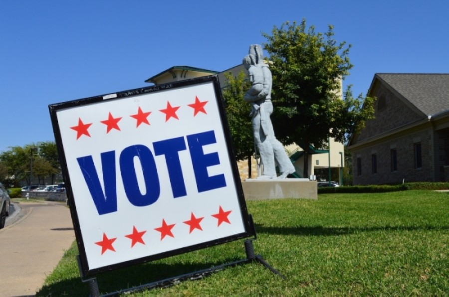 The Ben Hur Shrine Center will be available Nov. 3 as an Election Day polling place. (Iain Oldman/Community Impact Newspaper)