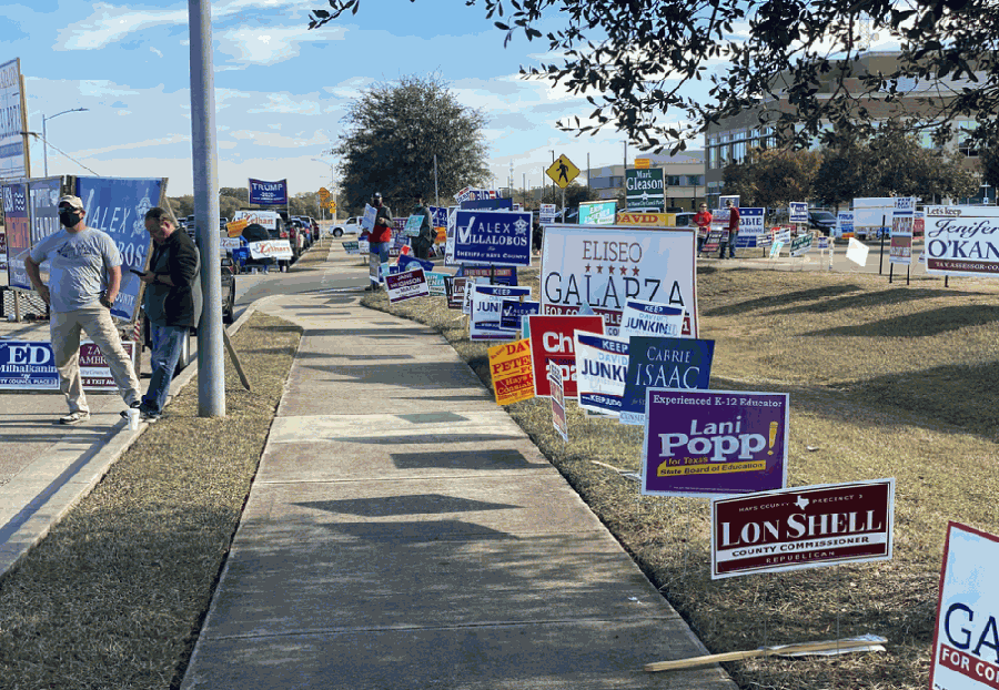 From sheriff to county commissioners to constables, Hays County has several races underway during the 2020 November general election. (Brian Rash/Community Impact Newspaper)