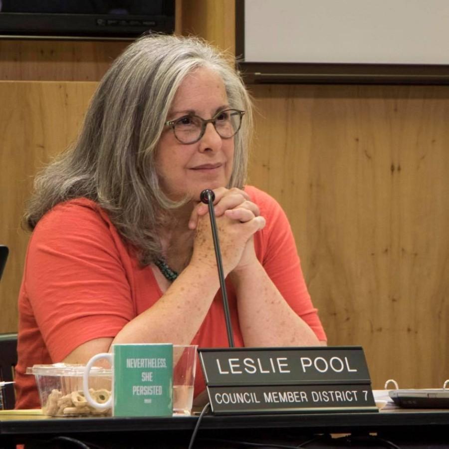 Austin City Council Member Leslie Pool (Courtesy Leslie Pool Campaign)