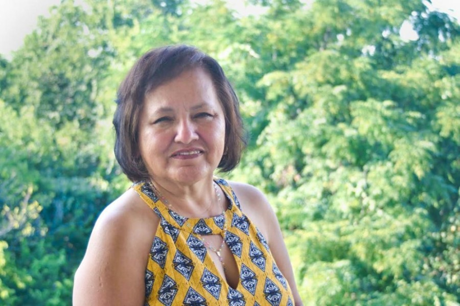 Southeast Austin resident Ofelia Maldonado Zapata is in line to replace trustee Jayme Mathias in Austin ISD. (Courtesy Ofelia Maldonado Zapata)