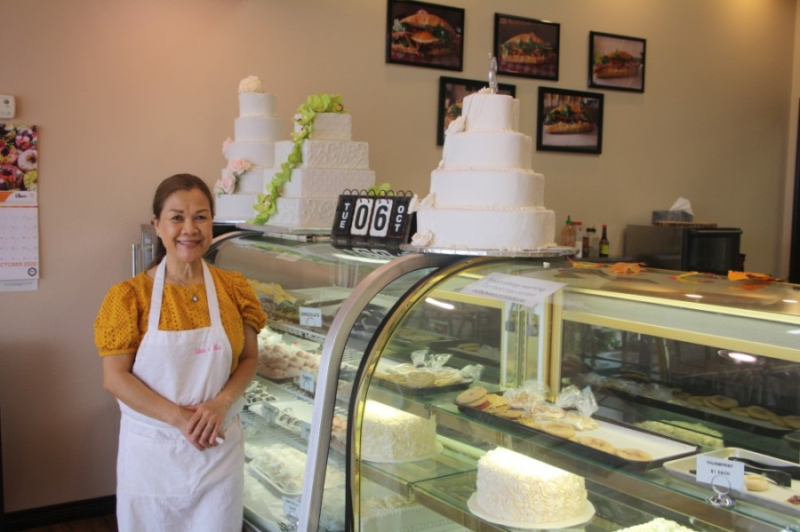 Tammy Truong opened Cakes N' Mor on Grant Road in 2016 after a 25-year career as a manicurist. The Vietnam native said baking is one of her biggest passions. (Danica Lloyd/Community Impact Newspaper)