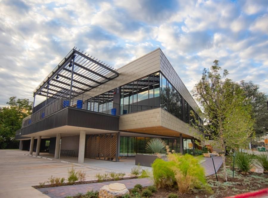 KMFA 89.5 moved to a new studio in East Austin in October. (Courtesy KMFA 89.5)