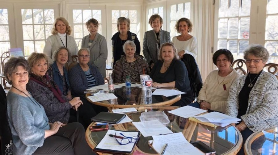 Nonprofit organization Richardson Woman's Club participates in various civic, social, cultural and philanthropic activities. (Courtesy Richardson Woman's Club)