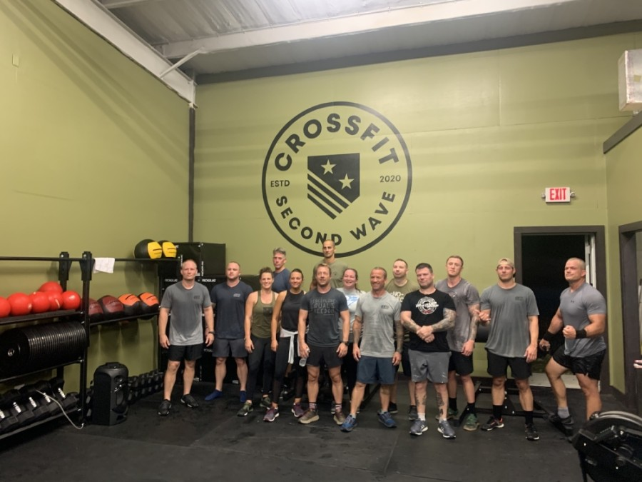 Crossfit Second Wave opened Nov. 7. (Courtesy Crossfit Second Wave)