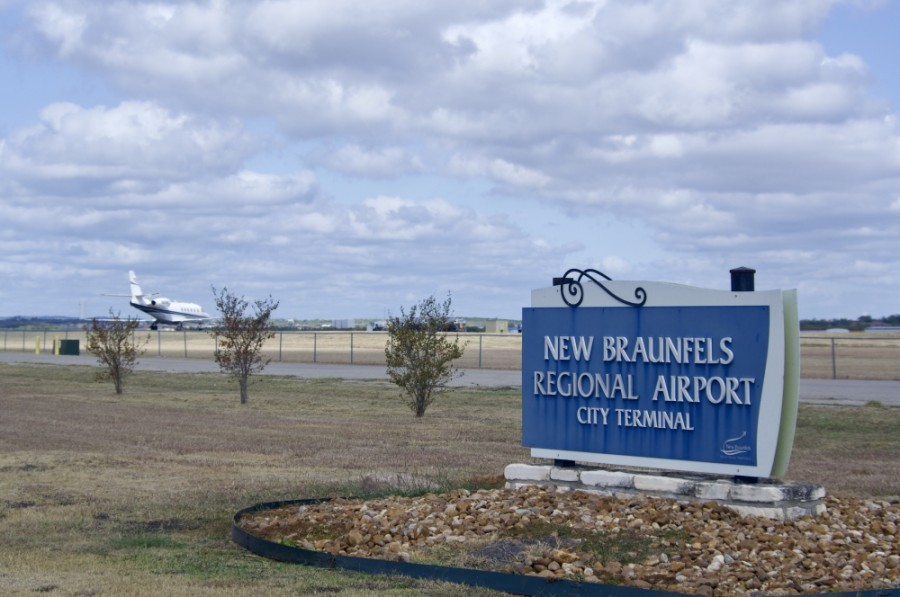New Braunfels City Council approved a $320,000 expenditure toward the Aviation Academy of America on Nov. 9. (Warren Brown/Community Impact Newspaper)