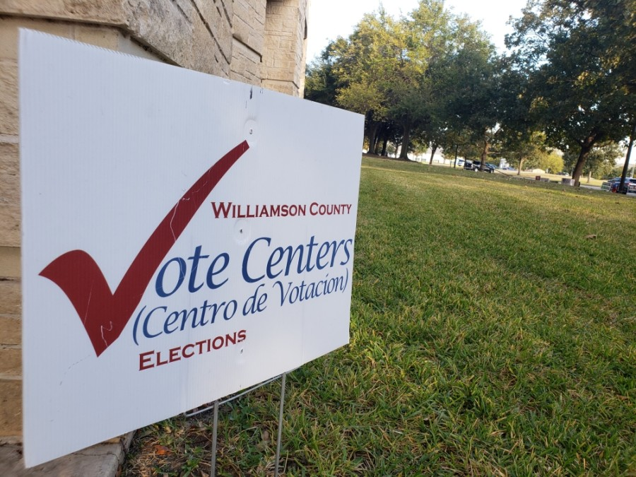Williamson County election officials said they have not been made aware of any cases of voter fraud in the county during the Nov. 3 election. (Ali Linan/Community Impact Newspaper)