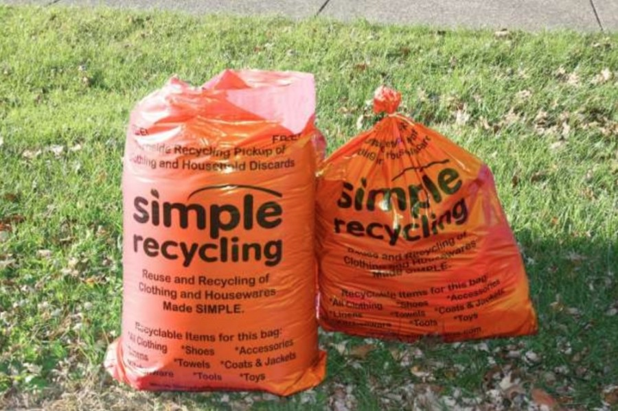 Simple Recycling will stop pickups Nov. 20. (Courtesy The Woodlands Township)