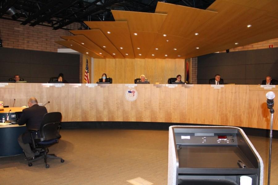 Gilbert Town Council