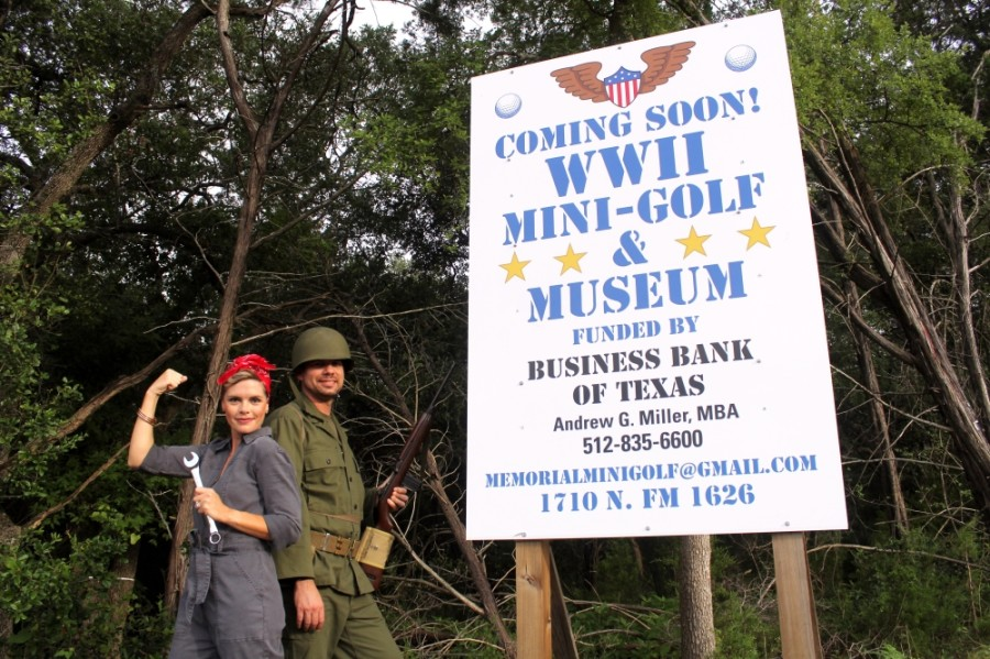 (Courtesy Memorial Miniature Golf and Museum)