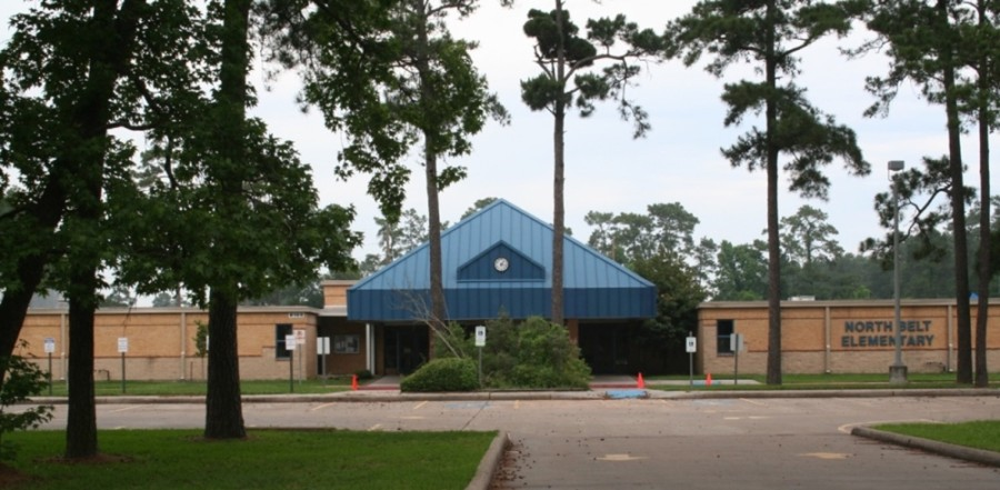 North Belt Elementary School opened in January 1968. Humble ISD board of trustees approved the campus' rebuild project on Nov. 10. (Courtesy Humble ISD)