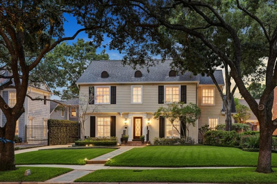 The Houston area saw 9,287 single-family home sales in October, a 29.2% increase year over year. (Courtesy Houston Association of Realtors)