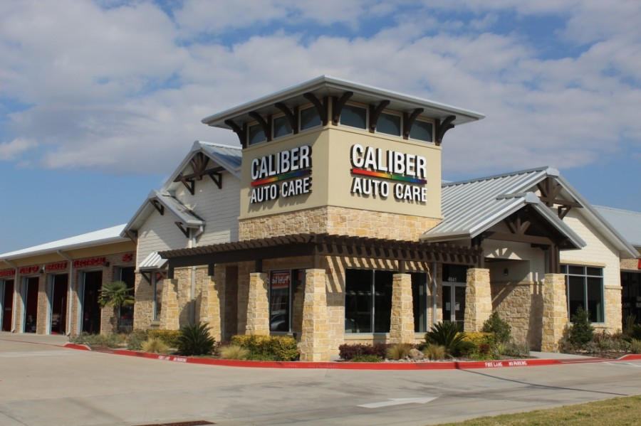 Caliber Auto Care offers repair services as well as maintenance, oil changes and state inspections. (Courtesy Caliber Auto Care)