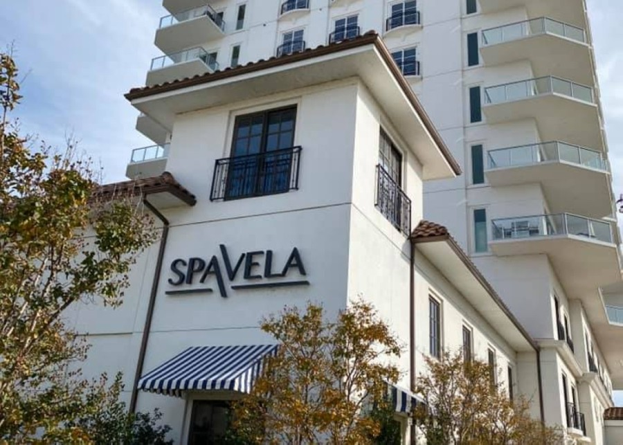 SpaVela, a full-service spa, opened in October at Lakeside Tower in Flower Mound. (Courtesy SpaVela)
