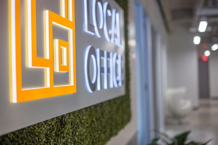 Local Office, a Houston owned and operated shared workspace company, has opened its third location in Bellaire. (Courtesy Local Office)
