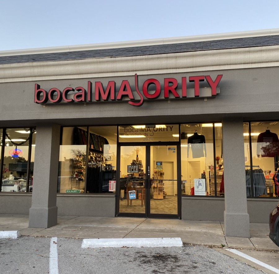 Bocal Majority sells a variety of products for woodwind instruments. (Courtesy Bocal Majority)