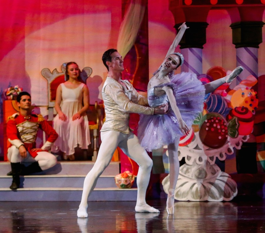 "One of two local presentations of ""The Nutcracker"" will be at The Woodlands Resort this year. (Courtesy Vitacca School for Dance)"