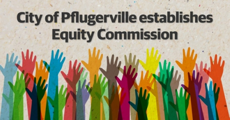 "The duties of the Pflugerville Equity Commission, documents outline, is to create ""focused recommendations specific to Pflugerville related to equity and empowerment issues."" (Miranda Baker/Community Impact Newspaper)"