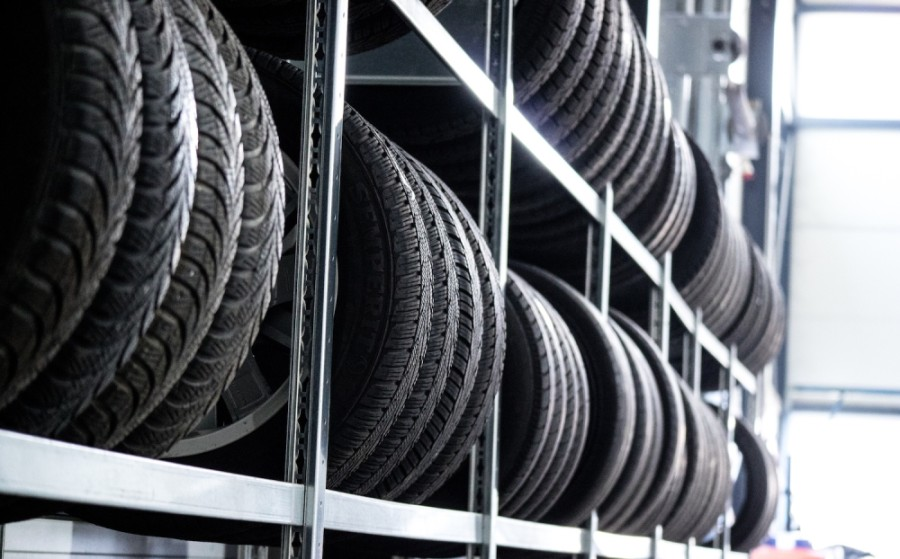 The business offers routine car maintenance, such as oil changes and brake repairs, and it also sells tires. (Courtesy Adobe Stock)