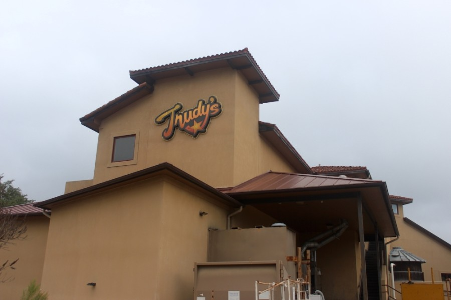 The former Trudy's location in Dripping Springs was sold to Central Austin Management Group on Oct. 28 for $4.1 million. Trudy's declared bankruptcy in January 2020, but two Trudy's locations, in North Austin and South Austin, remain open. (Jack Flagler/Community Impact Newspaper)