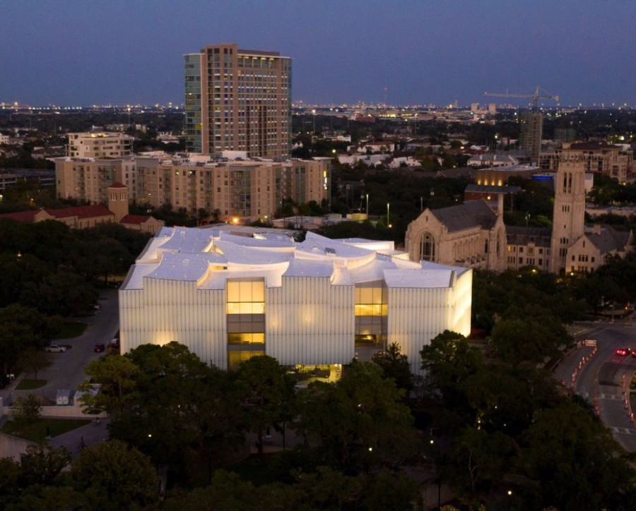 The new Nancy and Rich Kinder Building for international collections of modern and contemporary art will open Nov. 21. (Courtesy The Museum of Fine Arts, Houston)