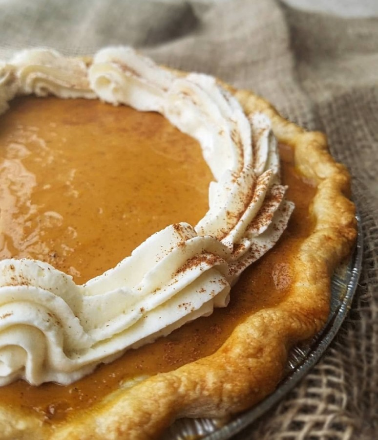 Georgetown Pie Co. is selling 10-inch pies for Thanksgiving dessert. (Courtesy Georgetown Pie Co.)