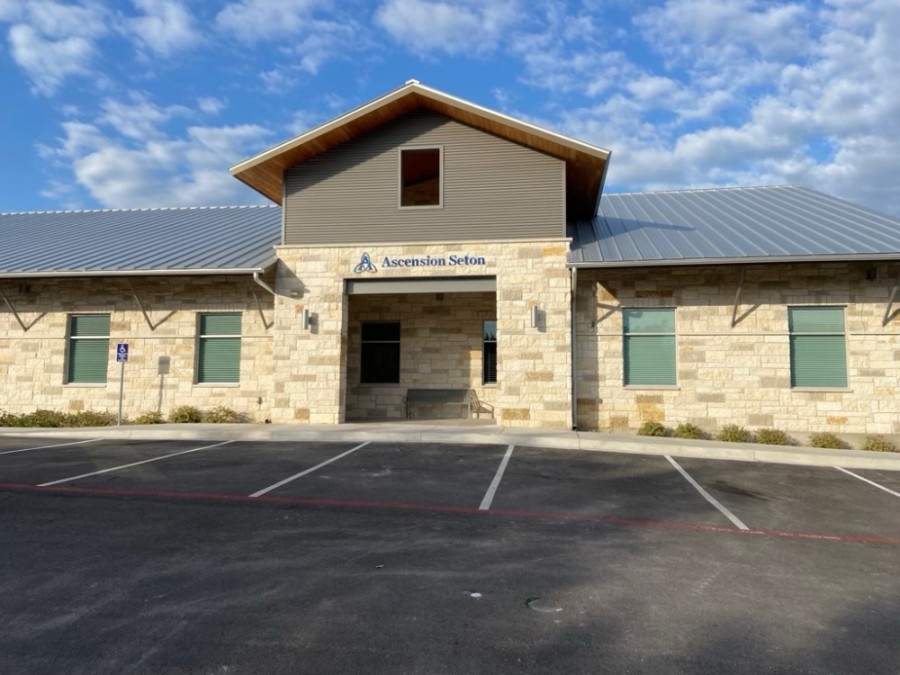 Ascension Seton Dripping Springs Health Center held a grand opening Nov. 12. (courtesy Ascension Seton Dripping Springs Health Center)
