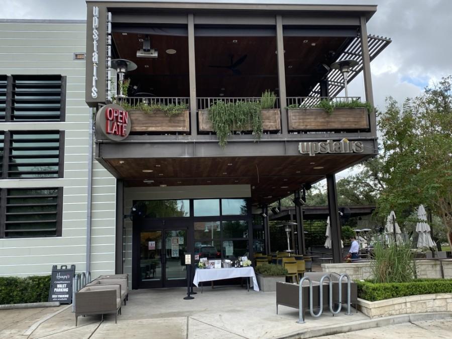 Upstairs Bar and Lounge reopened Nov. 2. (Hunter Marrow/Community Impact Newspaper)