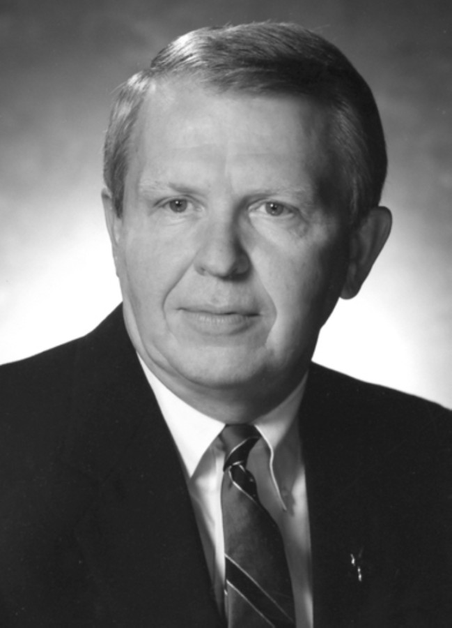 Gordon M. Anderson served as superintendent of Spring ISD from 1981-97. (Courtesy Spring ISD)