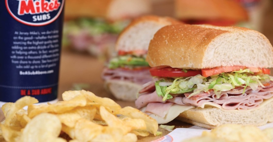 Jersey Mike's Subs will open another Richardson location in the spring. (Courtesy Jersey Mike's Subs)