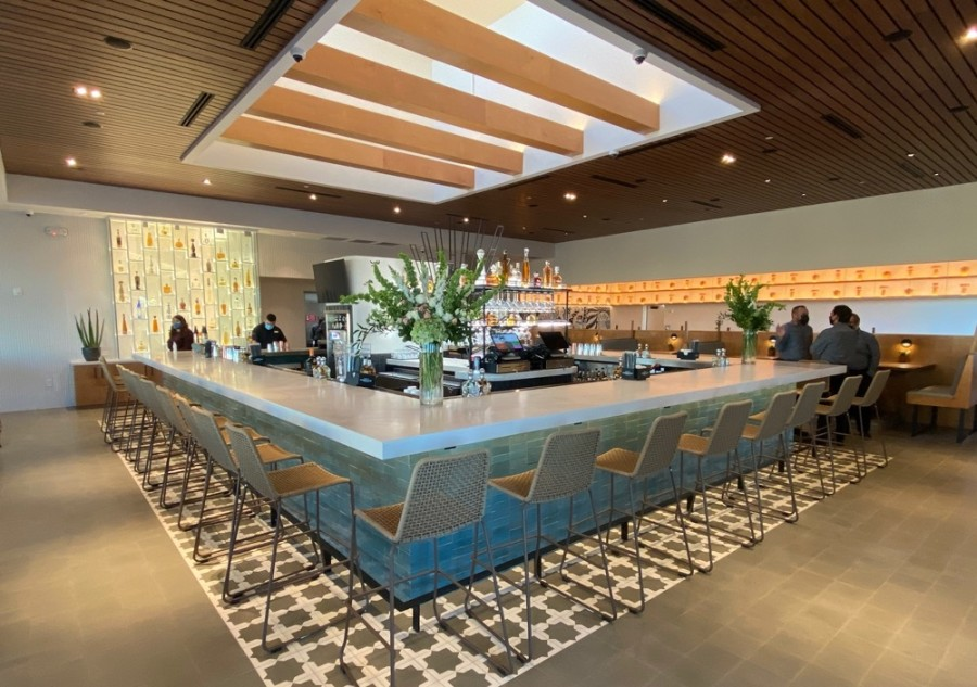 The new Gloria's Latin Cuisine location in McKinney features an upscale bar, a private dining room and more. (Courtesy Gloria's Latin Cuisine)