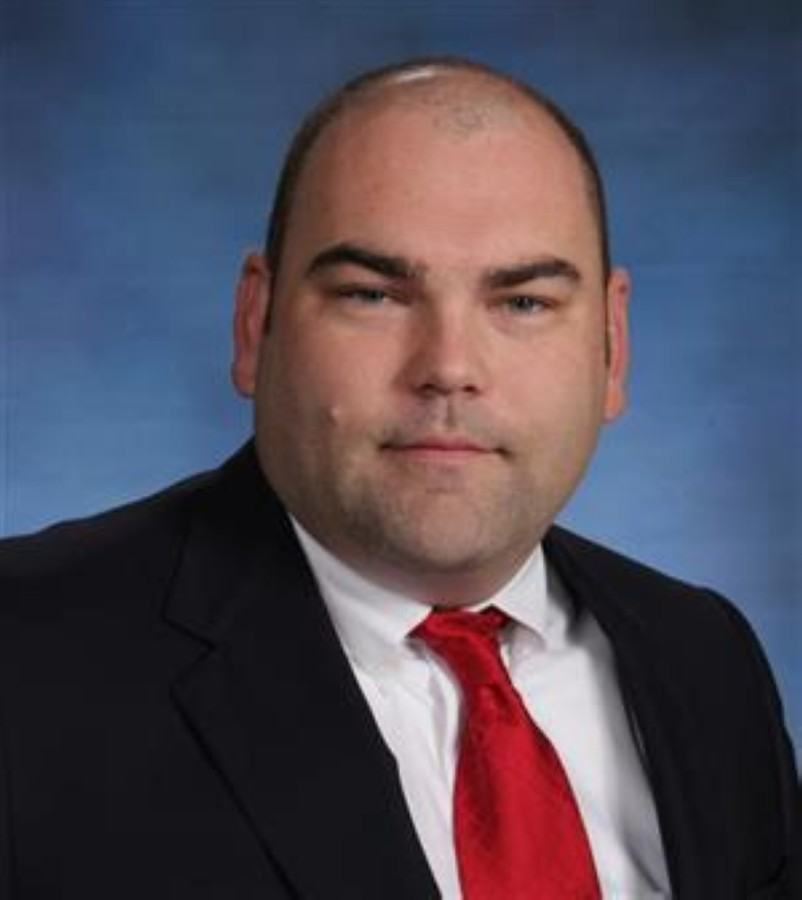 Matt Calvert was named the interim superintendent for New Caney ISD at its Nov. 16 meeting. (Courtesy New Caney ISD)