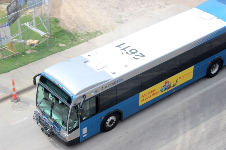 Capital Metro has introduced a pilot program to cap fares for customers who purchase fares ride by ride. (Jack Flagler/Community Impact Newspaper)