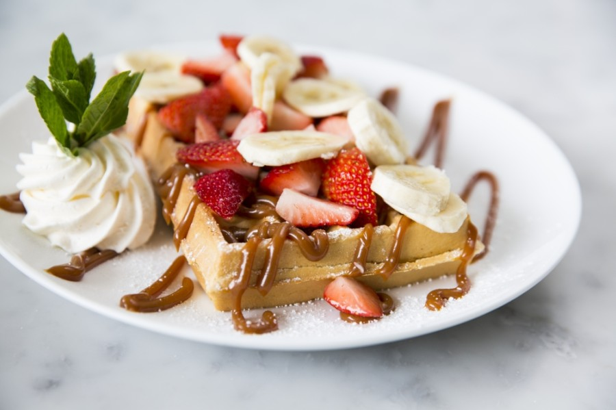 Sweet Paris Crêperie & Café opened in Sugar Land Town Square in October. (Courtesy Sweet Paris Creperie & Café)