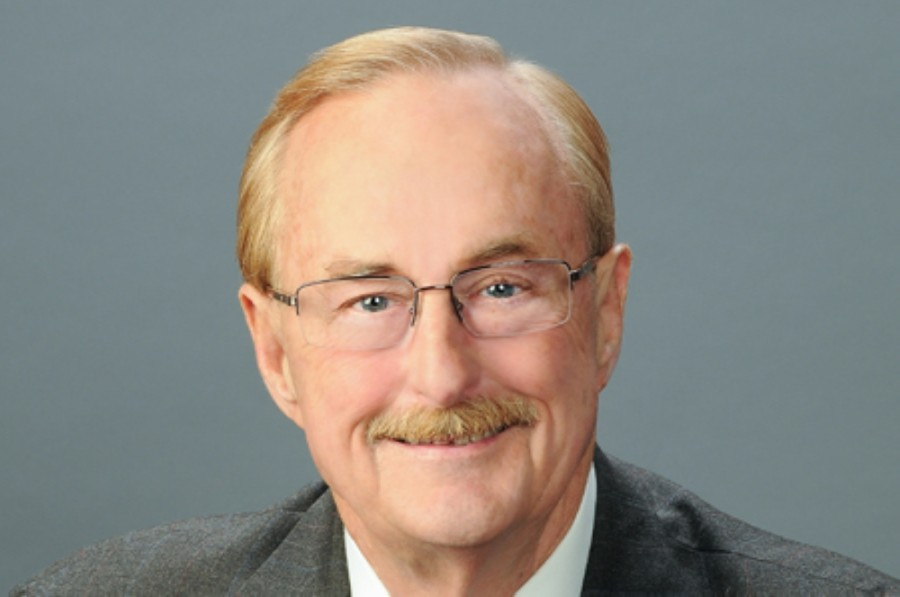 League City Mayor Pat Hallisey has just tested positive for COVID-19; he attended several events last week, a League City public information officer confirmed. (Courtesy Pat Hallisey)
