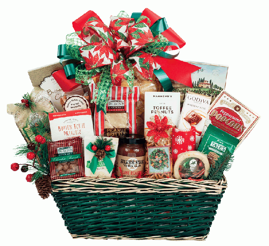 Executive Baskets opened a pop-up holiday gift shop in Sugar land Town Square. (Courtesy Executive Baskets)