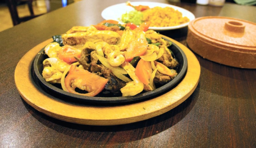 MasFajitas will relocate from its current location at 1700 E. Palm Valley Blvd., Round Rock, to its upcoming restaurant at 3050 Joe DiMaggio Blvd., Round Rock, co-owner Mario Sorto confirmed. (Evan Marczynski/Community Impact Newspaper)