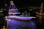 Christmas Boat Lane Parade (Courtesy Clear Lake Area Chamber of Commerce)
