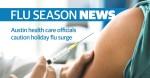 Flu story headline