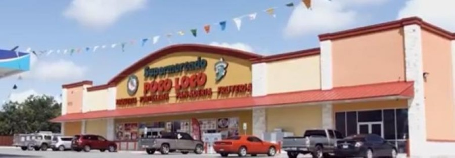 The new Poco Loco Supermercado location at 1487 Old Goforth Road, Buda, officially opened Nov. 13. (Courtesy Poco Loco)