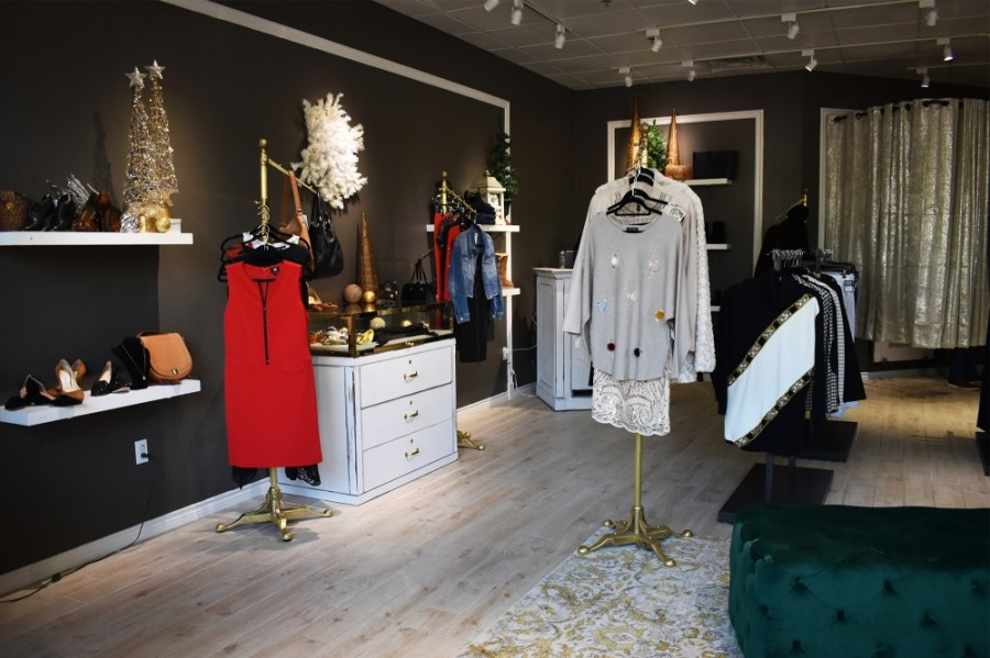 Interfaith of The Woodlands launched its pop-up boutique at Market Street in November. (Courtesy Interfaith of The Woodlands)