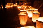 Luminarias will light the paths of the Headwaters at the Comal. (Courtesy Adobe Stock)