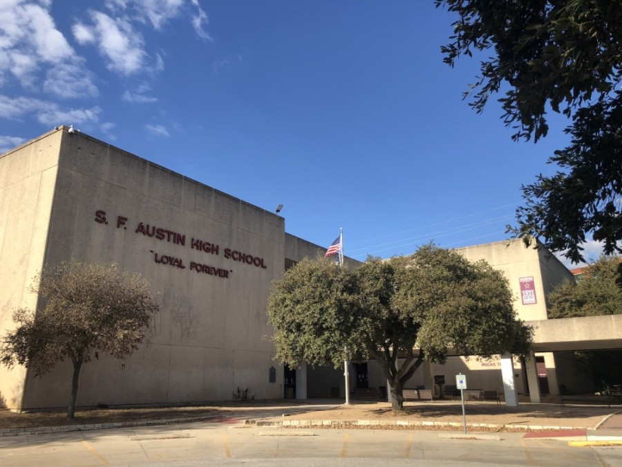 Campuses in Austin ISD may close to in-person learning the week after Thanksgiving break. (Jack Flagler/Community Impact Newspaper)