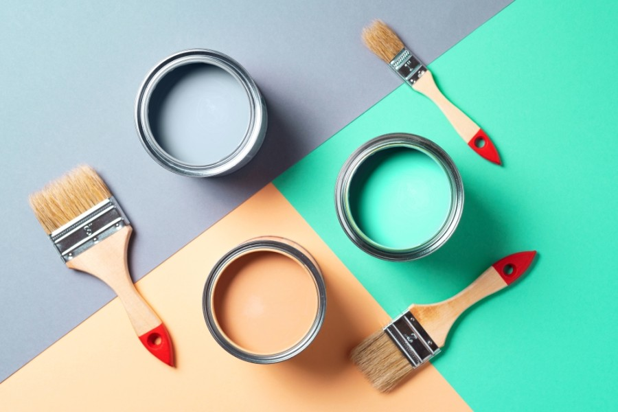 A Benjamin Moore Paint Center is coming to Pearland in January. (Courtesy Adobe Stock)