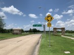 The project will replace the roundabout on Pearland Parkway with a traffic circle. (Papar Faircloth/Community Impact Newspaper)