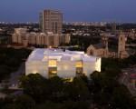 A new building on the campus of the Museum of Fine Arts, Houston, is now open. (Courtesy Museum of Fine Arts, Houston)