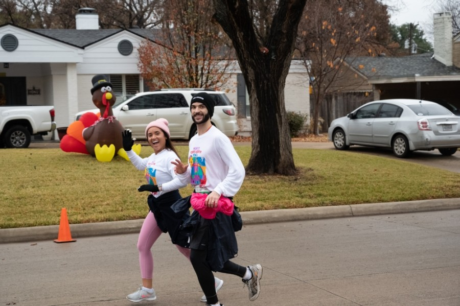 Events such as the Fort Worth YMCA Turkey Trot will be held over multiple days to allow social distancing. (Courtesy the YMCA of Metropolitan Fort Worth)