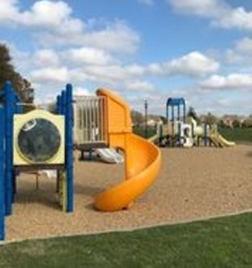 The park, located in north central Plano at 4501 Quincy Lane, has a playground, shade pavilion, grill, drinking fountain, picnic tables, hike and bike trail and open space. (Courtesy city of Plano)